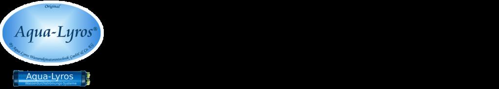 Aqua-Lyros Wasseraktivatorentechnik
